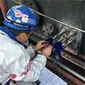 Field service for temperature applications