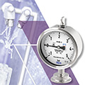 Hygienic pressure measurement