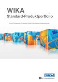 """6. Update Broschüre: """"Produktportfolio"""""""